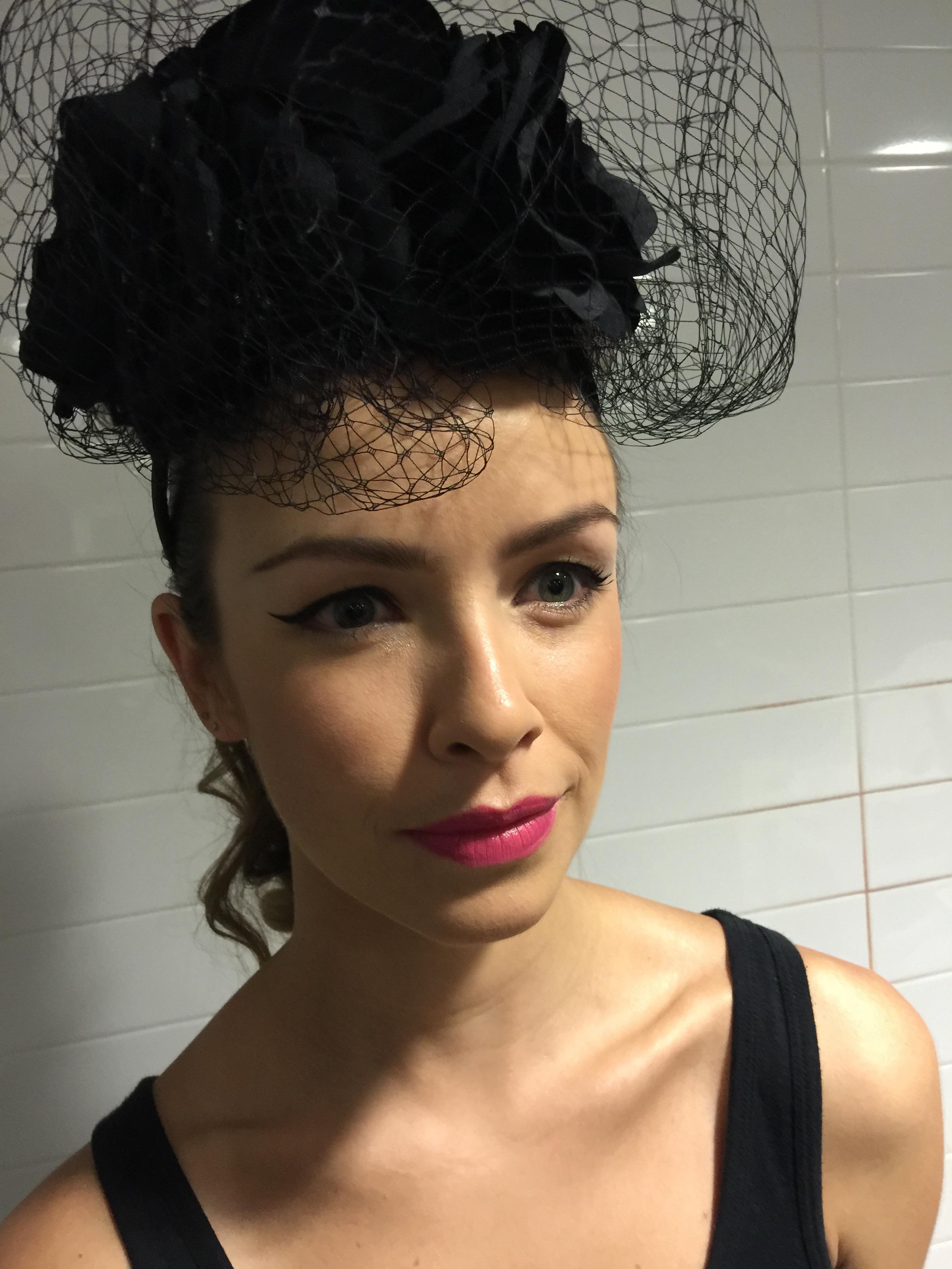 SC Artistry make-up - Perth Fashion Festival 2015 - KatieRebekah