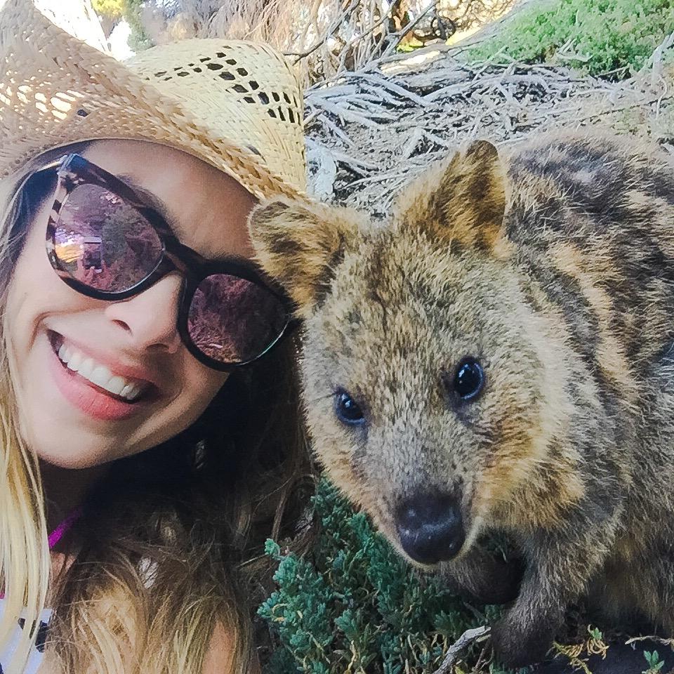 Bon Voyager, Rottnest Fast Ferries Perth - Katie Rebekah