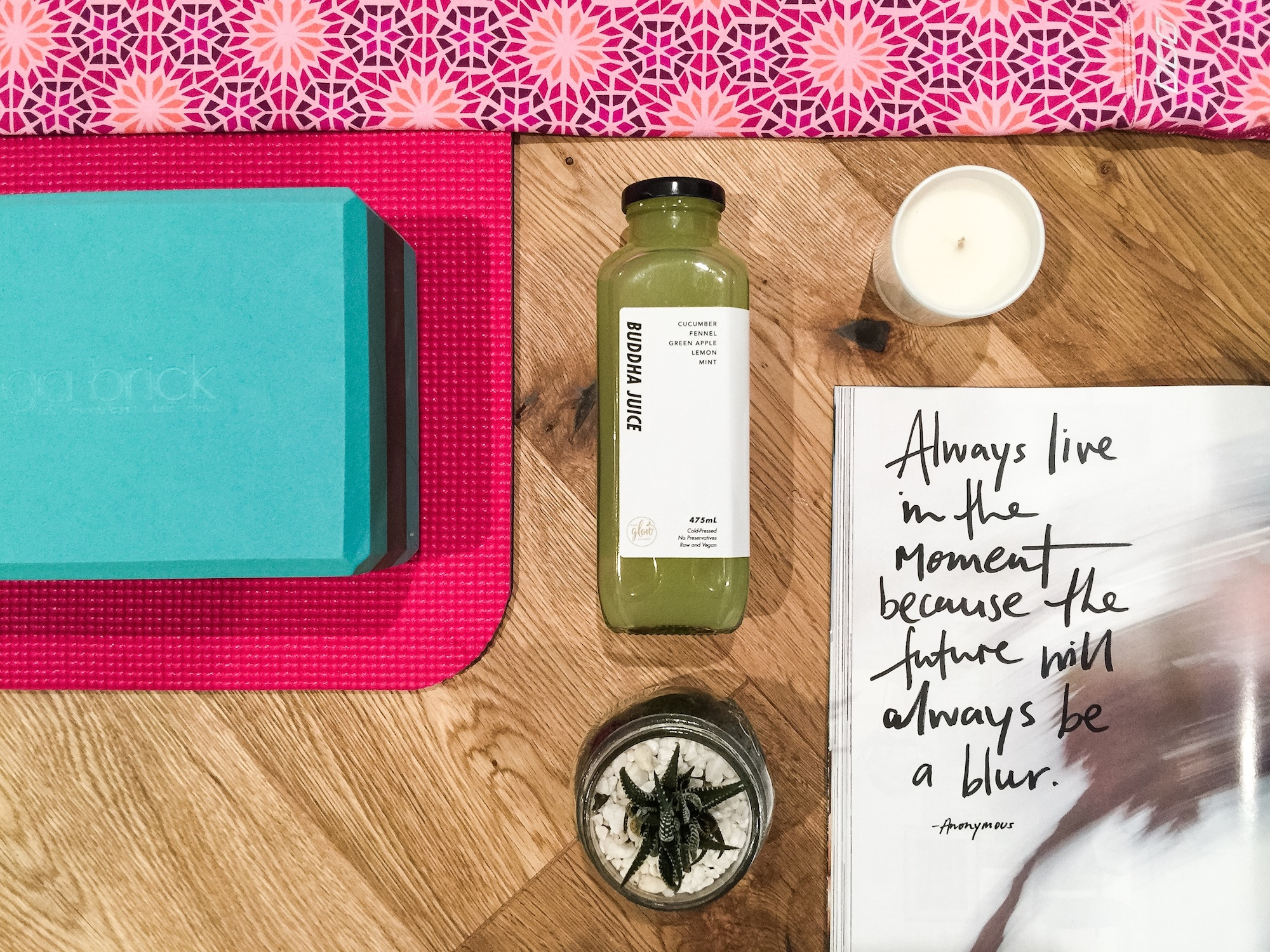 Glow with the Flow! Cleansing with Pure Glow Juices Perth - Katie Rebekah