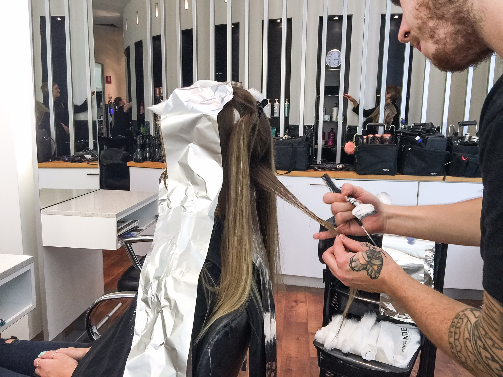 Maurice Meade... You Beauty! Hair & Beauty at Maurice Meade Whitfords, Perth - Katie Rebekah