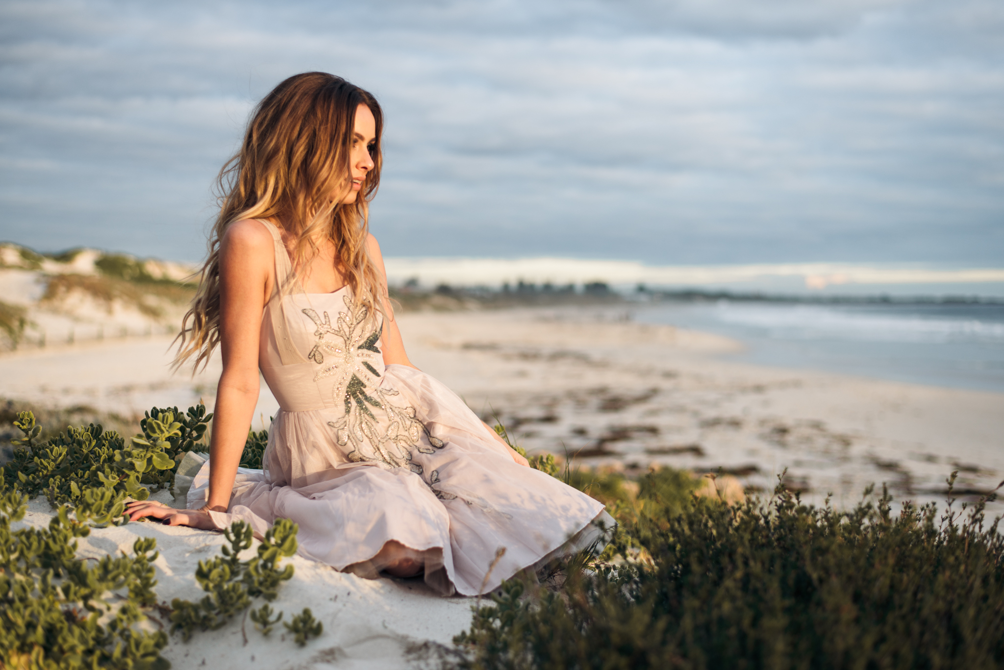 Out of the Woods - Ocean Reef Beach shoot Perth - Katie Rebekah Blog