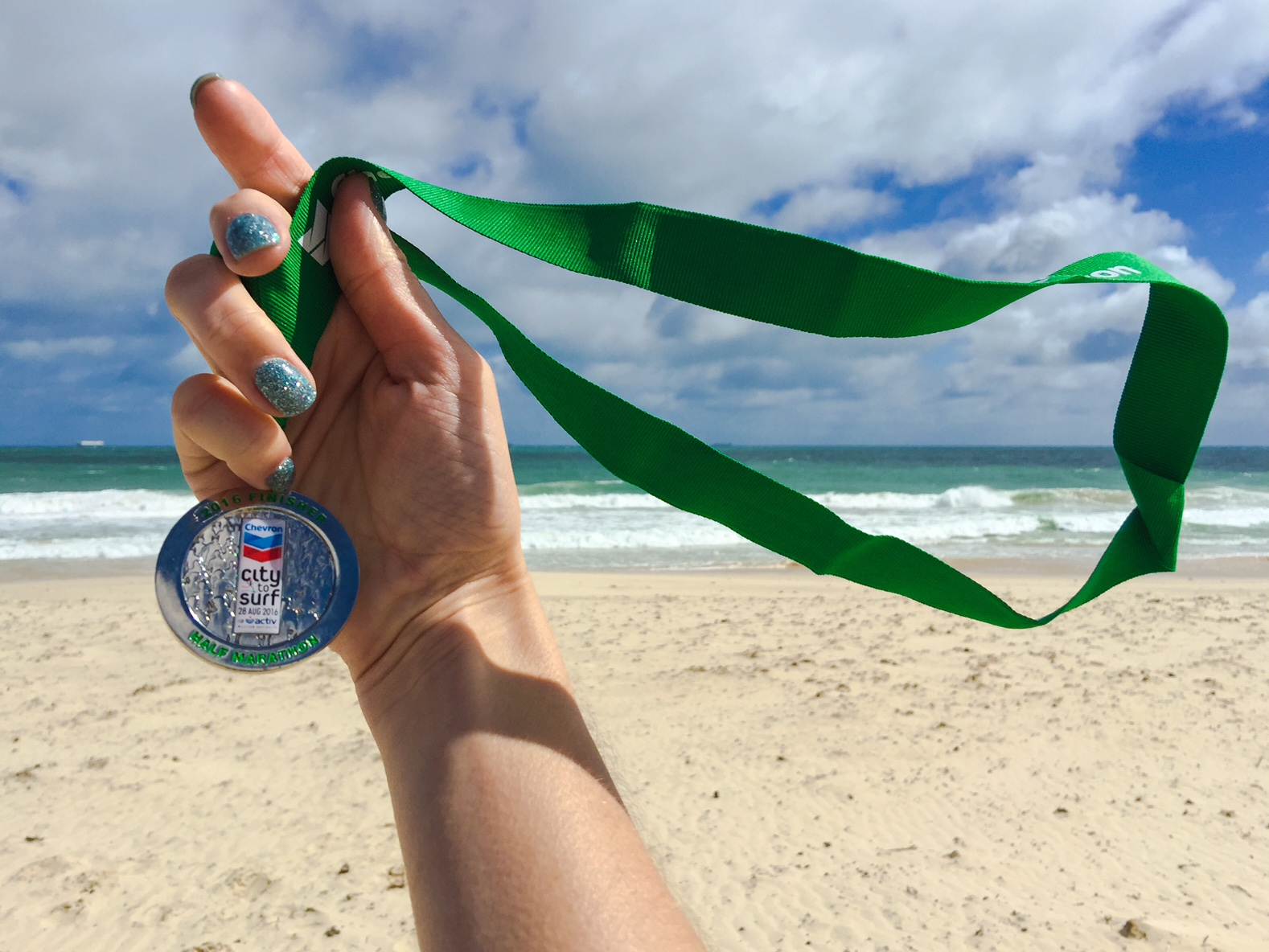 Only Half Crazy - City to Surf Half Marathon - Perth Fitness Blogger Katie Rebekah