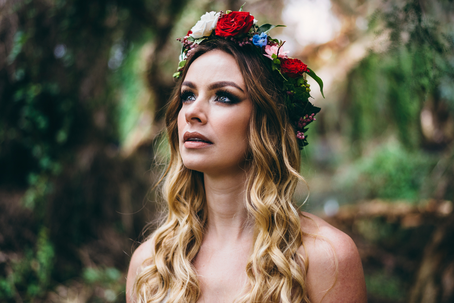 The Secret Garden - Perth blogger model - Katie Rebekah