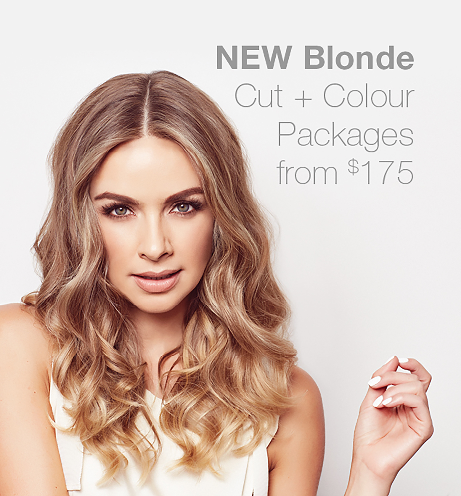 Blonde Collection 2018 for Maurice Meade – Perth beauty blogger Katie Rebekah