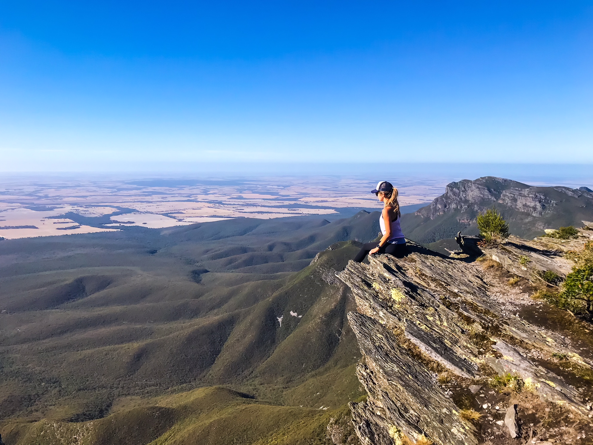 Mountain Climber - Bluff Knoll - the Amazing South Coast Albany WA - Perth blogger Katie Rebekah