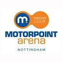 Motorpoint Arena Nottingham - Katie Rebekah